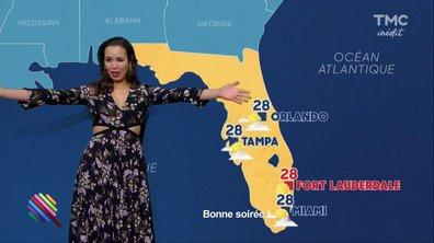 La météo du 18 janvier avec Nadine Sierra