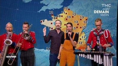 La météo du 19 octobre by Charlotte Gabris, Vincent Desagnat et Meute