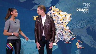 La météo du 23 mars by Tatiana Silva et Thomas Azier
