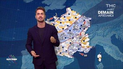 La météo du 24 novembre avec Nicolas Archambault