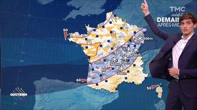 La météo du 27 novembre par Pierre-Hugues Herbert