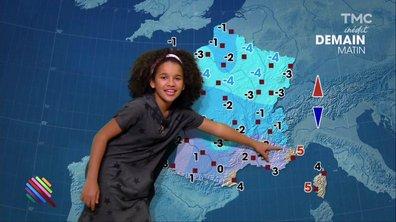La météo du 30 novembre par Gloria