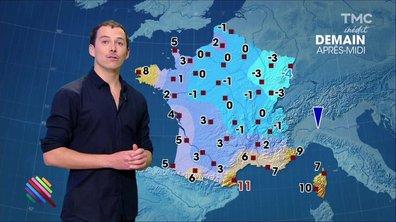 La météo du 5 janvier par Thibault Cauvin