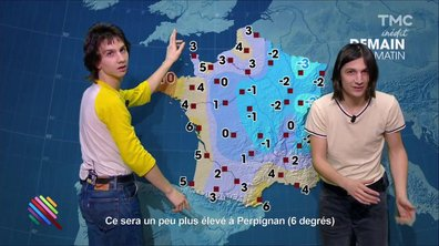 La météo du 6 décembre by The Lemon Twigs