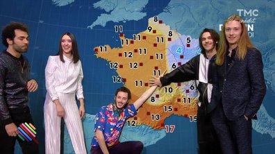 La météo du 6 février by Minuit