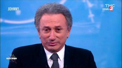 Michel Drucker en larmes...