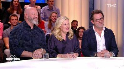 Invités : Michel Sarran, Hélène Darroze et Philippe Etchebest pour les dix ans de Top chef
