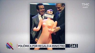 """Le ministre chilien, ce """"grosso lourdo"""""""