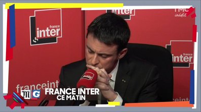 Morning Glory - Manuel Valls victime d'un canular sur France Inter