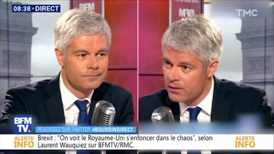 Morning Glory : apparemment, BFMTV a embauché Laurent Wauquiez