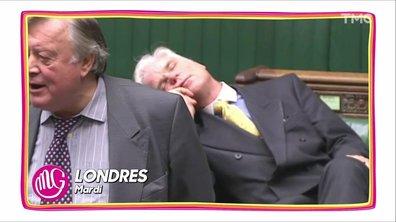 Morning Glory : Ce député britannique pique un gros roupillon au parlement