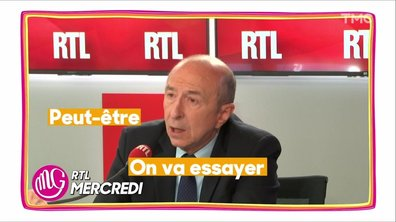 "Morning Glory : Gérard ""à peu près"" Collomb"