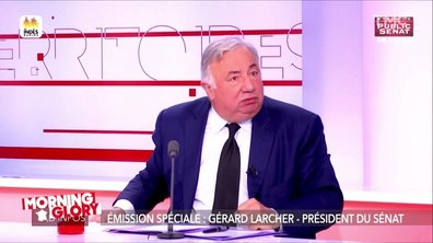 Morning Glory : Gérard - le Démolisseur - Larcher