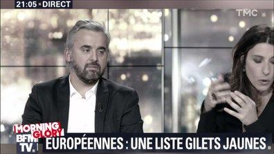 """Morning Glory : la liste """"gilets jaunes"""" aux Européennes ne fait pas que des heureux"""