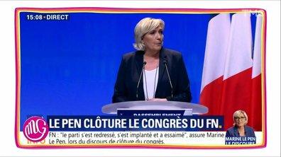 Le Morning Glory : Marine Le Pen parle-t-elle ch'timi ?