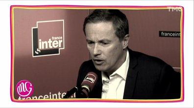 Morning Glory : Nicolas Dupont-Aignan fait son Festival de Cannes