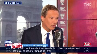 Morning Glory : Nicolas Dupont-Aignan ou la technique du Chat potté