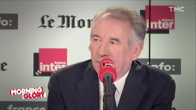 Morning Glory : on a trouvé La meilleure question à poser à François Bayrou