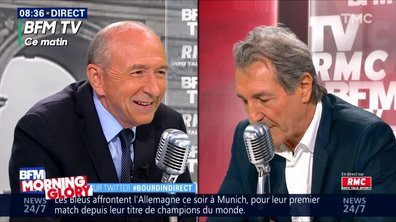 Morning Glory : Rédoine Faïd dit merci à Gérard Collomb