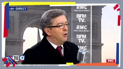 Morning Glory - Sunshine Mélenchon doit être candidat.