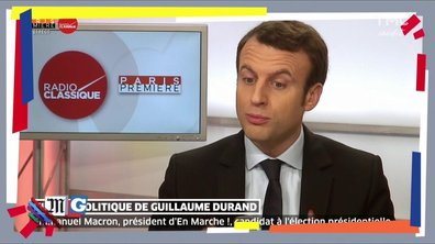 Morning Glory - Toi aussi, parle comme Macron !