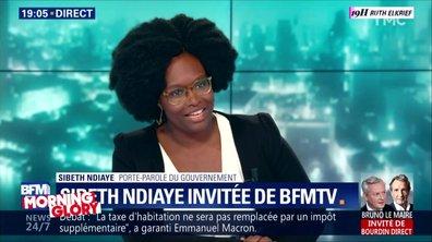 Morning Glory : les trois tics de Sibeth Ndiaye