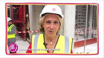 Morning Glory : Valérie Pecresse joue la cheffe de chantier