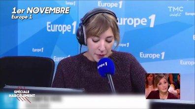 Nadia Daam, menacée de viol après une chronique sur Europe 1