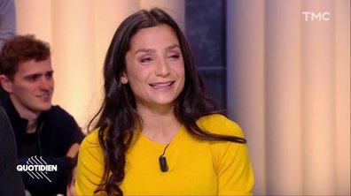 Invitée : Nadia Nadim, réfugiée devenue la nouvelle recrue du PSG