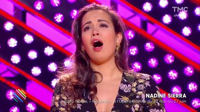 Nadine Sierra - Caro Nome (Rigoletto) de Verdi en live dans Quotidien