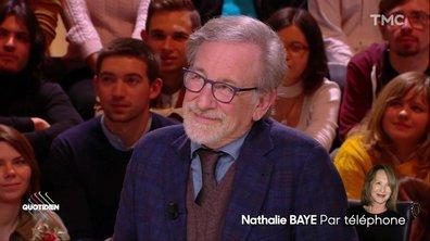 Quand Nathalie Baye laisse un message à Steven Spielberg