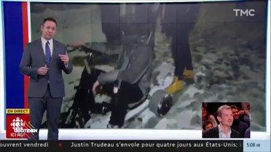 Neige : la panique à Paris fait bien marrer le Québec