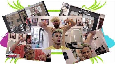 Neym'Hair, le coiffeur de Neymar (Eric et Quentin)