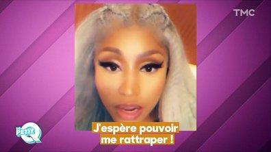 Le Petit Q :Nicki Minaj plante ses fans à Bordeaux