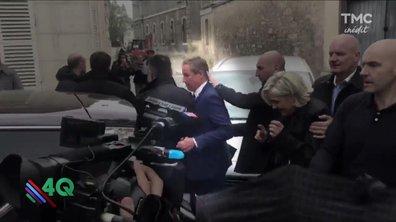 """Nicolas Dupont-Aignan : """"courage fuyons"""""""