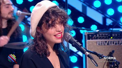 "Norma -  ""Lost and Found"" en live sur Quotidien (exclu web)"