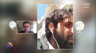 Des nouvelles d'Alep et d'Ismael