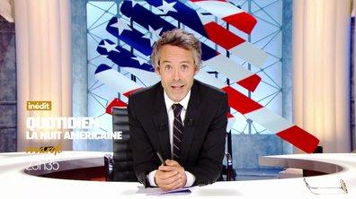 Yann Barthès présente la Nuit Américaine