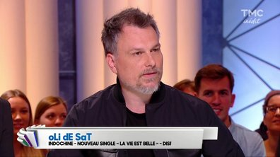 """Oli de Sat"", de grand fan à guitariste d'Indochine"