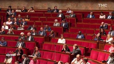 On a suivi France-Danemark à l'Assemblée nationale