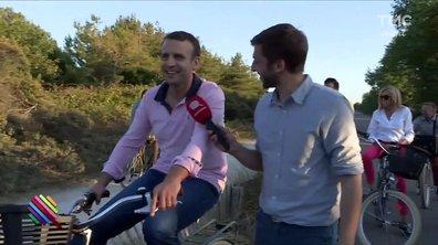 Opération rosalie : Emmanuel Macron face à Paul, la suite
