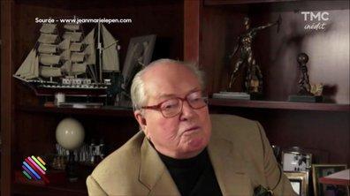 Papy Le Pen n'aime pas l'école mixte
