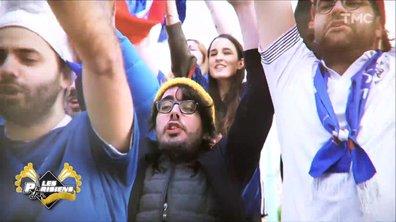 Les Parisiens sont choqués par les chants de supporters (Eric et Quentin)