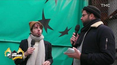 Les Parisiens et les doléances des Français (Eric et Quentin)