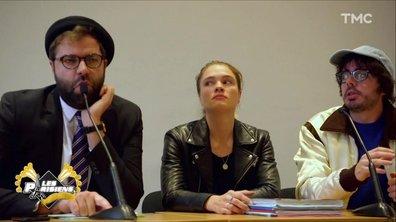 Les Parisiens et la Fashion Week (Eric et Quentin)