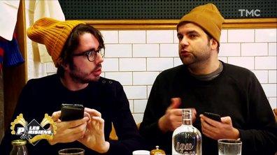 Les Parisiens et François-Xavier Bellamy (Eric et Quentin)