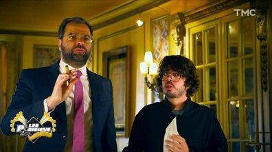 Les Parisiens rejouent le procès Balkany (Eric et Quentin)