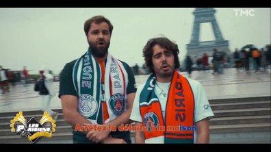 Les Parisiens s'inquiètent pour le PSG (Eric et Quentin)