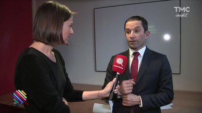 #ParlementTransparent : Benoit Hamon répond au questionnaire