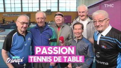 Jeudi Transpi : passion ping-pong vétérans